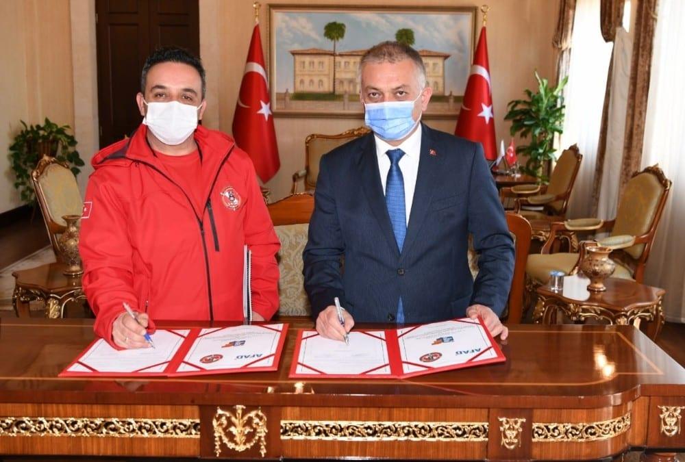 afad ve skut arasinda arama is birligi protokolu imzalandi 1