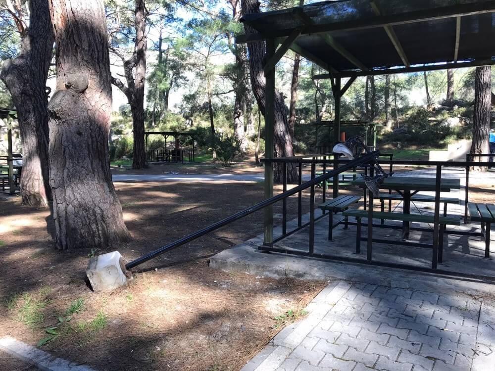 kasta kimligi belirsiz kisiler parki tahrip eti 6 GlXICLSB
