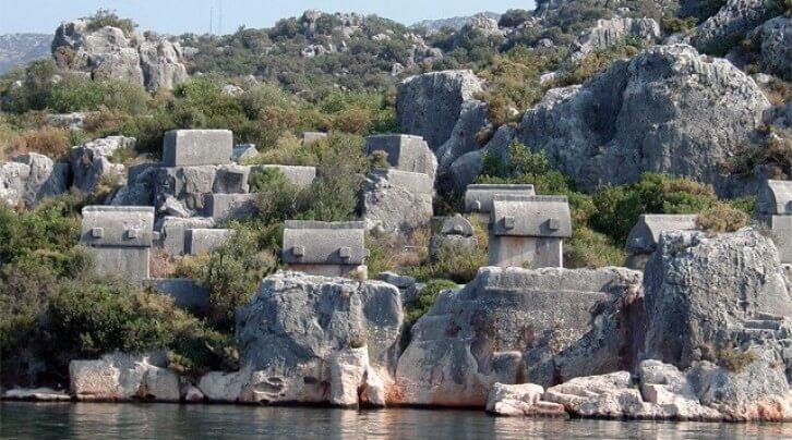 theimussa antik kenti